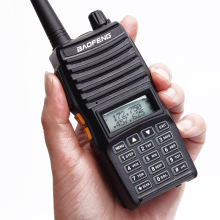 Baofeng UV-82(II) True 8W High Power Walkie Talkie 8W/4W/1W Two Way Radio Transceiver (Upgraded Version of UV-82 with Tri-Power)