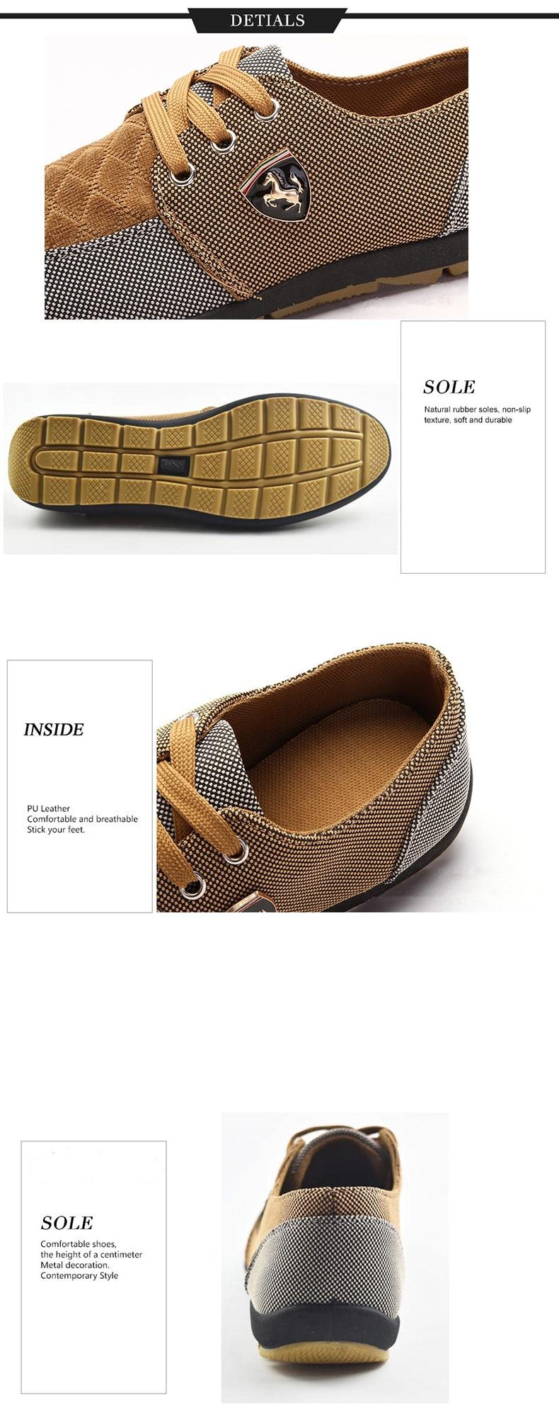 18 Fashion Canvas Shoes Men Casual Shoes Summer Breathable Yellow Comfortbale Espadrilles Sneakers Men Flats Shoes Big Size 4