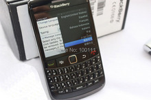 Original Blackberry Bold 9780  Mobile Phone with  QWERTY Keyboard 5MP Camera  Free DHL-EMS Shipping