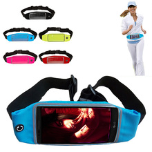 Waist Bag Waterproof Sport Case For Nokia XL725 630 638 950 Running Wallet Mobile Phone Pouch