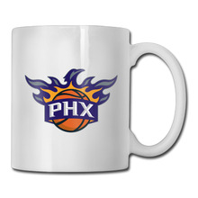Phoenix Basketball Logo coffee mug unique car tazas ceramic tumbler caneca tea Cups