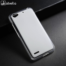 AKABEILA Mobile Phone Cases For ZTE Blade L4 A460 A465 A510 Case Cover A 465 A 510 Silicon Soft TPU Covers Shell For ZTE Capa(China)