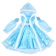 Girls Christmas Dresses Children Princess Girl Dress infant Kids dresses for Girls Clothes Halloween Carnival Party Costume
