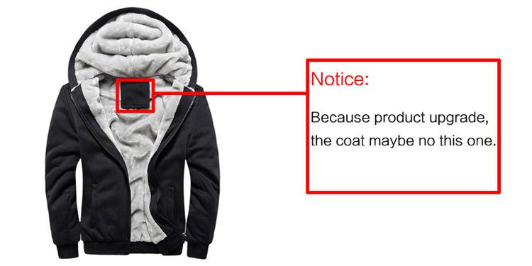 Hoodies Sweatshirt Men 17 New Autumn Winter Warm Thick Solid Casual Brand Tracksuit Men's Sweatshirts Hooded Plus Size 5XL 16