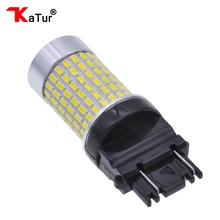 1pcs 1500 Lumens Super Bright 3157 3056 3156 LED Bulbs with Projector for Backup Reverse Brake Lighting, Xenon White Car Led