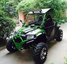 360cc UTV 4 Strokes Buggy Sandbeach Muddy Road Grassland Barrier-free All-terrain Vehicles(China)