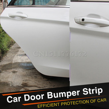 Car door scratch-resistant strips For JEEP Dodge Caliber Challenger Charger Durango 3 Color
