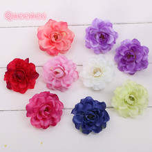 Wholesale 6CM Lotus Flower Bud DIY Wedding Bridal Hairpin Hair Accessories For Party Banquet  Women Flower DIY Brooch Hair Clips