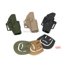 Hot sale Airsoft tactical gun Holster CQC Combat  Military Hunting Belt Right Hand Pistol Belt Holster Case For GIOCK 17