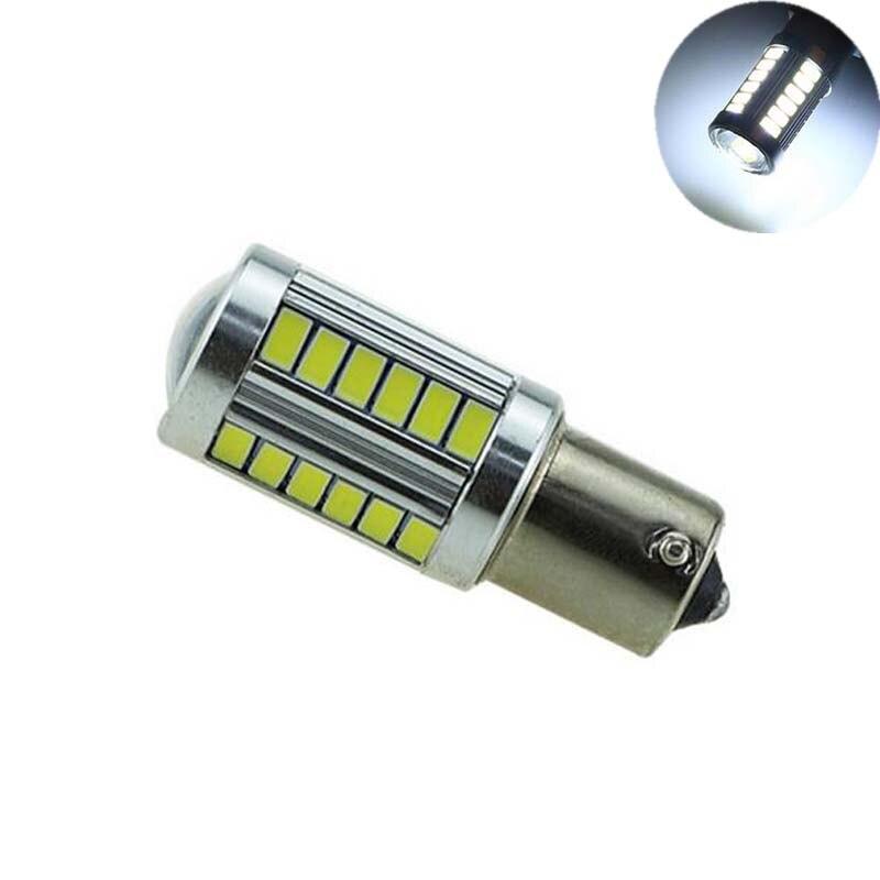 1pcs Canbus Led 1156 BA15S P21W 33smd 5630 Lamp Car LED Front or Rear Turn Signal Light Corner Blinker Backup Reverse Lights<br><br>Aliexpress