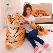 stuffed tiger plush toy south china tiger plush Toy doll gift toy(China)