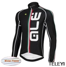 Buy 2017 ALE Winter Thermal Fleece Cycling Jersey mtb bike Maillot ropa ciclismo Bicycle Wear Keep Warm men's Cycling Clothing E0607 for $18.62 in AliExpress store