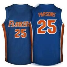 Chandler Parsons Florida Gators college Basketball Jersey Embroidery Stitches Customize any size and name