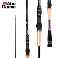 Abu Garcia WMONSTER 2-4 Sections 1.98-2.21m Casting Rod Lure Fishing Bass Rod X Crossing Carbon Fiber Fishing Rod With MGS Guide(China)