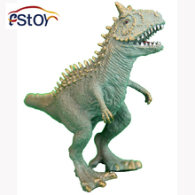 Carnotaurus Dinosaur Toys Action Figures Model Wild Animal PVC Palaeobios Plastic Boys Collections Toy Figure Children Gift(China)