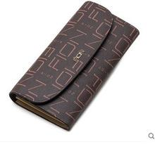 New Fashion Free Shipping Top-Quality Monogram Genuine Leather wallet Women Fashion Purse