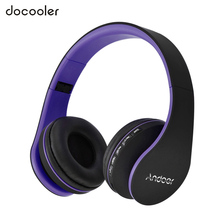 Bluetooth Headphone Wireless Stereo Bluetooth Headset 3.5mm Wired Earphone MP3 Player TF Card FM Radio Hands-free w/ Mic