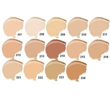 14 Colors Professional Base Makeup Cover Face Foundation Concealer Contour Cover Palette Waterproof Face Primer Cosmetic(China)