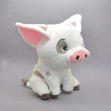 "NEW Authentic Moana pet pig Pua 8.5"" Plush Doll Figure"