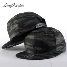 Unisex Cool Floral Hats Men Women Camouflage Snapback Hats Adjustable Camo Baseball Caps Hip Hop Hat Promotion(China)