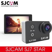 "SJCAM SJ7 Star 4K 30fps Ultra HD Action Camera Ambarella A12S75 2.0"" Touch Screen Waterproof Remote Sport DV Optional Package"