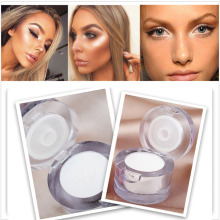 New Arrival Long Lasting Eye Shadow Make Up Face Brighten Shining Shimmer Powder Highlighter Pigment White Color Eyeshadow (China)