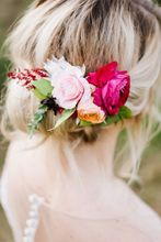 9 Colors DIY Headdres Bridal Twist  Flower Crown headband  Women Wedding Hair Accessories