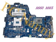 None 3D ! For Toshiba Satellite A660 a665 a665-s6070 Laptop Intel Motherboard K000104390 NWQAA LA-6062P hm55 tested