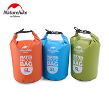 Naturehike Waterproof Dry Bag Lightweight Dry Sack Dry Bags for Kayaking Beach Rafting Boating Hiking Camping Fishing(China)