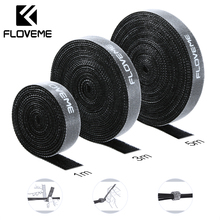 FLOVEME Cable Organizer Wire Winder Clip Earphone Holder Mouse Cord Protector Cable Clip Management iPhone Samsung USB Cable