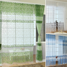 Curtain Modern Style Elegant Curtains Window Vestibule Wall String Curtain for Living Room Bed Room D315