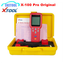 2017 Newest Professional Key Maker X100 Pro Immobilizer Programming Keys X-100 X100+ Vehicle Coverage Asia/Europe/America