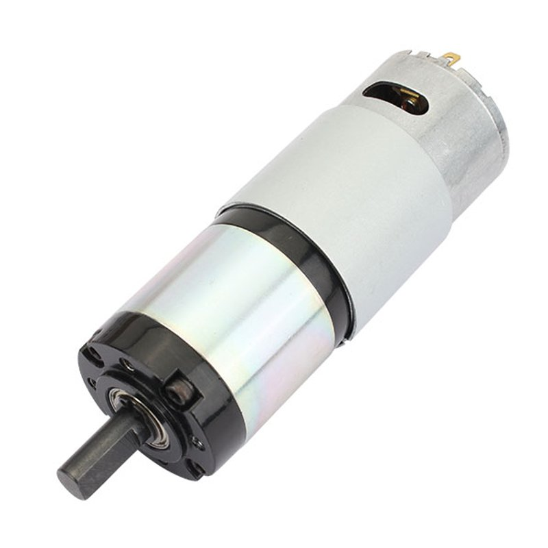 DC 12V 25RPM High Torque Mini DC Gear Motor<br>
