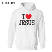 New 2017 Jesus Christian Hooded Hoodies For Men Wome Autumn Winter Streetwear Plus Size xxs - xxxxl Fleece Sweatshirt Hoody Sale