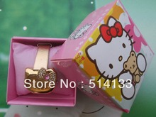 HELLO KITTY Watch women Watch set auger Watch fashion gift table in box 1PCS