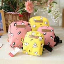2017Dog bag pet animals backpack out small medium-sized dog bag traction rope teddy luggage items