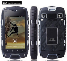 "Original GuoPhone Z6 MTK6572 Dual Core IP68 Waterproof Rugged Phone 4.0"" IPS 512MB+4GB Android 4.2 5MP GPS WCDMA 3G SmartPhone"