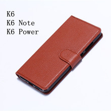 "Buy Coque Lenovo K6 Note K53a48 5.5"" Flip funda Wallet Leather Case Lenovo K 6 / K6 Power Capa stand Brand Phone Cases Cover for $3.18 in AliExpress store"