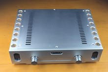 WL-933 Fully symmetrical differential X-AMP circuit 2SC3264 SSA1295 audio amplifier Large dynamic sound experience