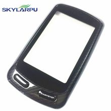 skylarpu Capacitive Touchscreen for Garmin Edge 800 GPS Bike Computer Touch screen digitizer panel (with Black frame)(China)