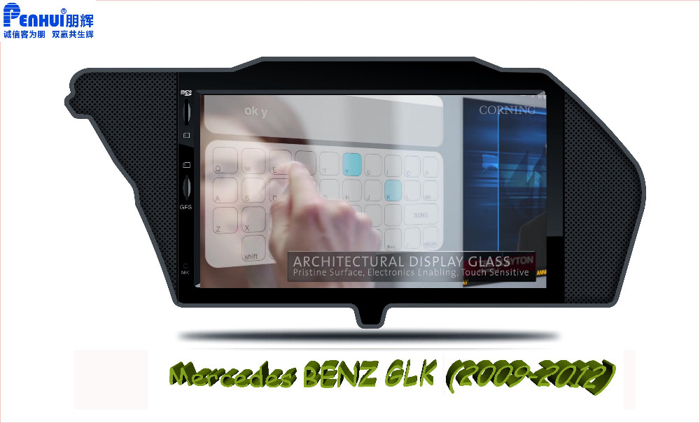 Benz GLK video play-5