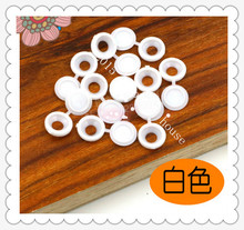 Furniture accessories plastic plug cap screw  furniture decorative cap cover decorative buttons
