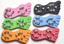 Wholesale Jewelery Lots 72pcs Toe Feet Rings Crystal Rings Bulks + 6pcs Display Pad Mix colors Drop Free