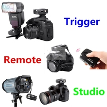 3in1 Wireless Remote Control + Speedlite / Studio Flash Trigger For Nikon DF D750 D7100 D5500 D5300 D3200 D3300 D600 D610 D90