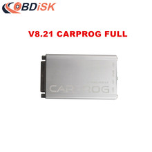 2017 New Arrival Full Set Carprog V8.21 Online Version Carprog 8.21 Airbag Reset Tool with All 21 Adapters