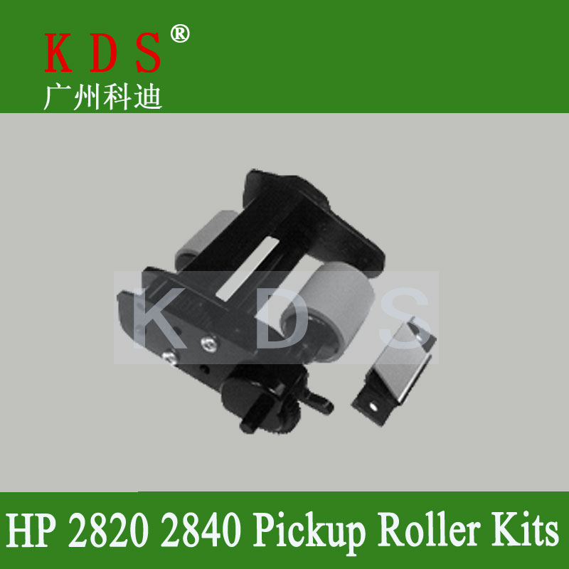Original New Laser Printer Spare Parts ADF Pickup Feed Roller Assembly for HP 2820 2840 ADF Maintenance Kits Pickup Roller<br><br>Aliexpress