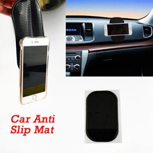 tehotech 1 pcs Automobile Interior Accessories Anti Slip Car Sticky Anti-Slip Mat for Mobile Phone/mp3/GPS/Pad are available(China)