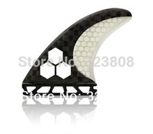 quilhas Free shipping surfboard fins Future fins surfing futur fins carbon MEDIUM size(China)
