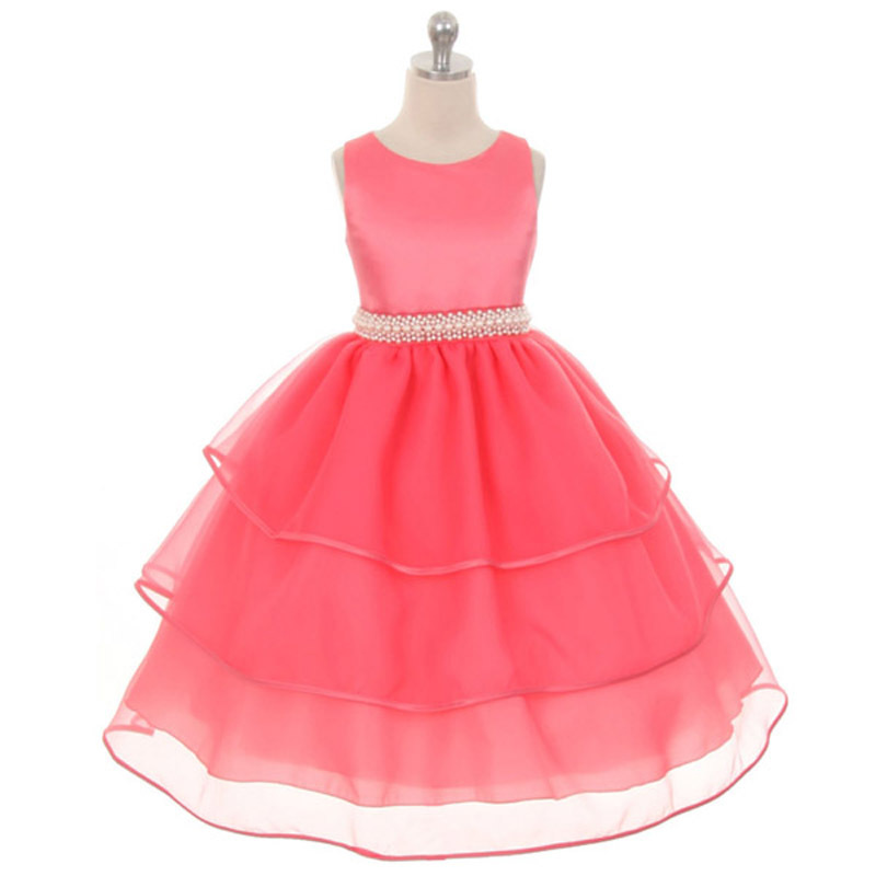 Fashion Summe Dresses For Girls 2016 Age 3-12 yrs Wedding Party Baby Clothes Princess Party Kids Dresses For Girl kjds Costume<br><br>Aliexpress