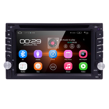 "Free Shinpping Android Car DVD Player For Universal 2 Two Din 6.2"" In Dash Car DVD Player Radio With 3G/wifi USB BT"